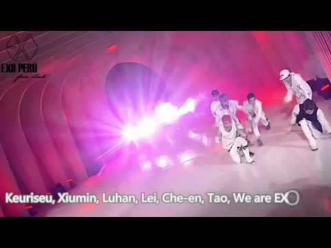 [FANCHANT] EXO @ WOLF