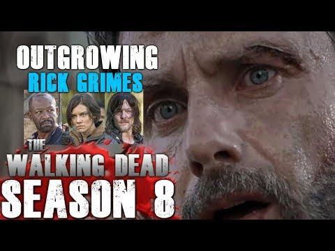 The Walking Dead Outgrowing Rick Grimes