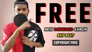 How To Download Free Rap Beat | Free Rap Beat Kaise Download Karein In Hindi 2020 | 5sceneadvice