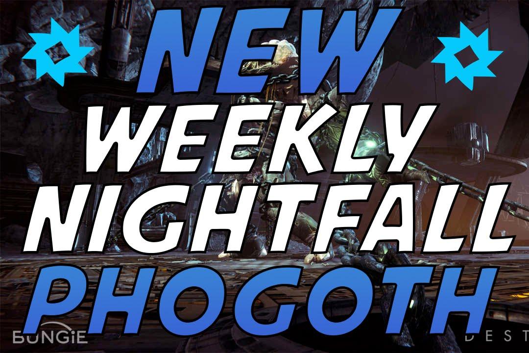 Destiny weekly nightfall strike matchmaking