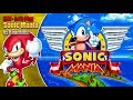 Sonic Mania Knuckles and Knuckles Gameplay plus Super Knuckles & Debug Mode (Live 19th August '17)