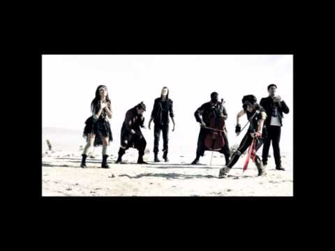 Pentatonix AND Lindsey Stirling - HALLELUJAH OMG THIS IS COOL :)