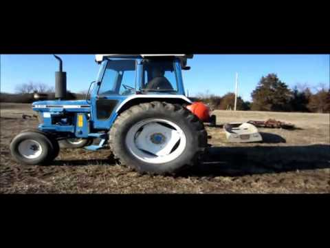 Ford 6610 tractor Demo