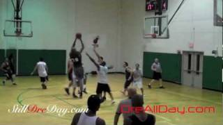 Dre Baldwin: Full Court Game Clip #59 | Fast Break/ Transition Elevation Jumpshot | 2-Guard Move