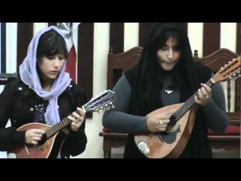 ICIAR MONTE HERMON TAMAULIPAS Estudiantina Canto: Mi gratitud