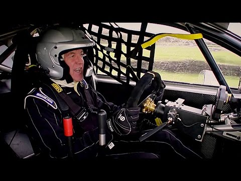 James May Vs RallyCross Car Drivers | Top Gear | Series 22 | BBC