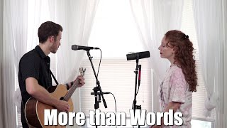 More than Words - (Extreme)Acoustic Cover by The Running Mates