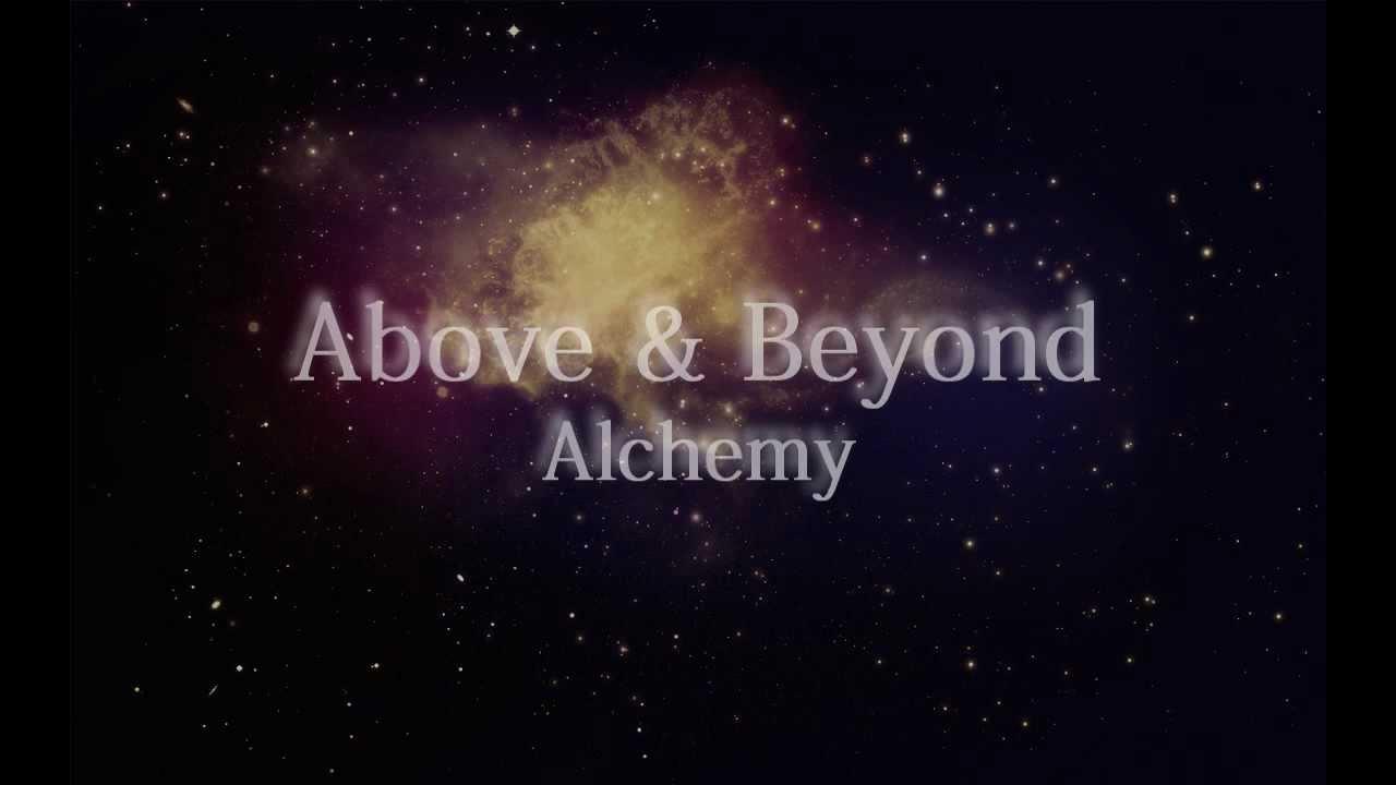 Above & Beyond - Alchemy Lyrics (ing-esp) - YouTube