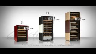 EuroCave Wine Cabinets Collection Range