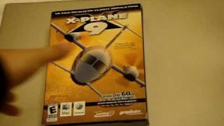 Unboxing X-Plane 9 Mac/Windows