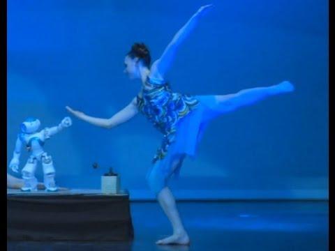 """2014: Chorégraphie Live duo NAO Fanny """"Boite à Musique"""""""