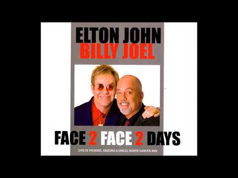 Elton John Billy Joel Face 2 Face Fargo, North Dakota May 2, 2009
