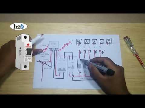 Energy Meter Single Phase Meter Wiring Diagram Energy Meter