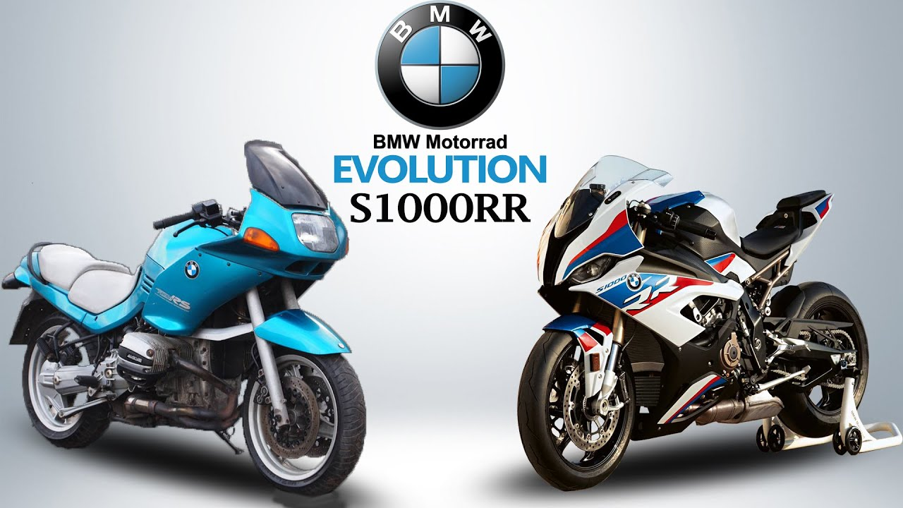 The Evolution Of Bmw S1000rr 1992 2020 Youtube