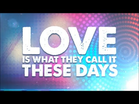 The Summer State - Love, That's What They Call It These Days (Lyric Video)