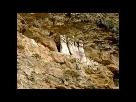 Best tourist attractions in Peru - Chachapoyas - Sarcofagos de Karajia