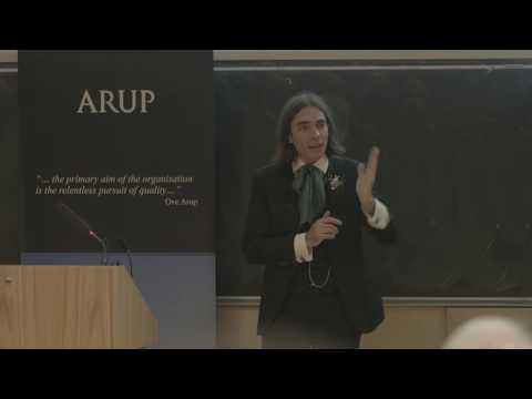 Hamilton Lecture 2014: Prof Cedric Villani