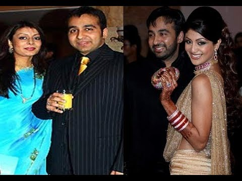 Did shilpa shetty Snatch Raj Kundra From His Ex-Wife !