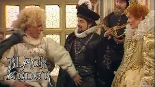 Lord Flashheart's Grand Entrance - Blackadder - BBC
