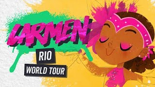 Subway Surfers World Tour 2019 - Carmen