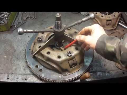Регулировка сцепления газ 2410 своими руками видео
