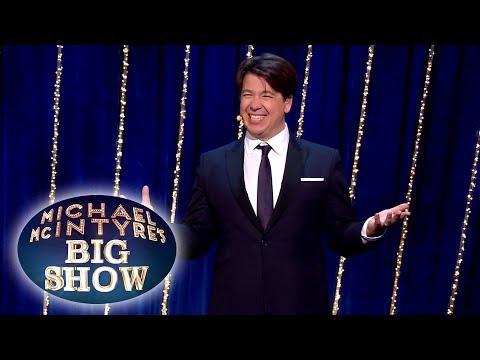 Michael McIntyre On Understanding The British Accent | Big Show