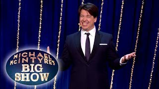 Michael McIntyre On Understanding The British Accent | Big Show