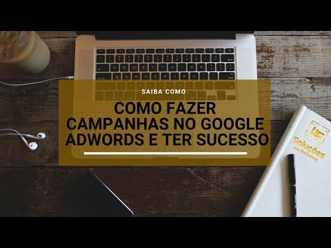 Anúncios no Google? É fácil se fizer isso de maneira inteligente