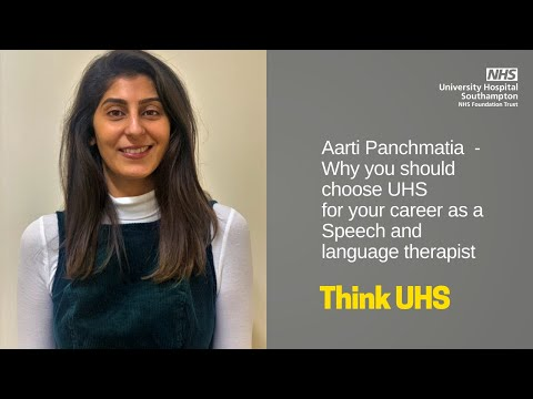 Aarti - Speech and Language therapist