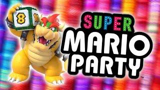 Jay RASTET AUS bei Super Mario Party