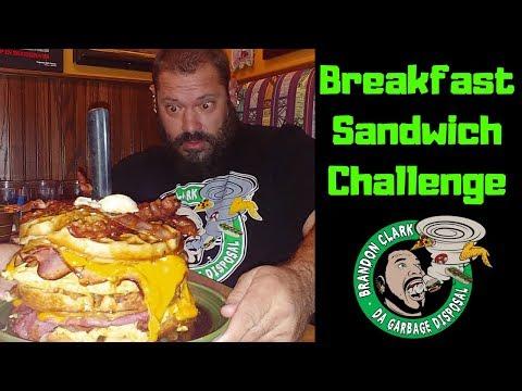 Breakfast Sandwich Challenge | Cherry Street Pub