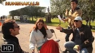 Humshakals | Behind the Scenes Video Blog | Day 13-15