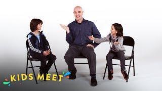 Kids Meet A Divorce Lawyer | Kids Meet | HiHo Kids