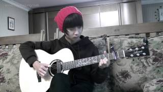 ABBA) Happy New Year   Sungha Jung Acoustic Tabs Guitar Pro 6