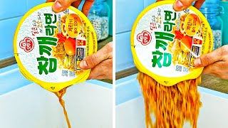 18 AWESOME NOODLE HACKS THAT YOU MIGHT LIKE TO TRY
