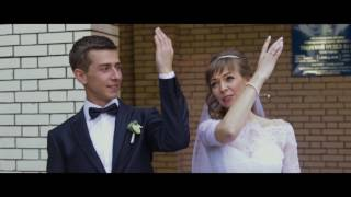 Лучшая свадьба лета 2016!!! Потрясающие молодожены!!