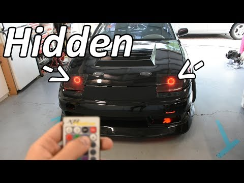Making Custom Headlights | Project 240 - Le Drift Car II | Ep. 20