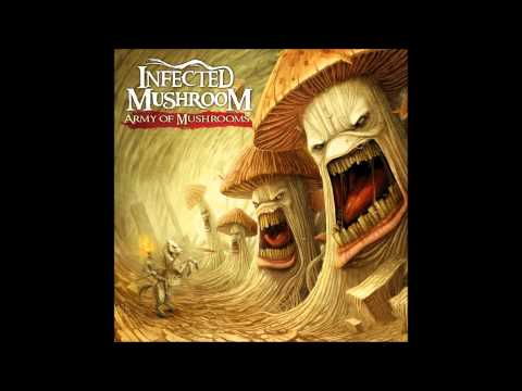 Infected Mushroom  The Pretender Foo Fighters  HD