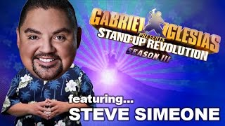 Steve Simeone - Gabriel Iglesias presents: StandUp Revolution! (Season 3)