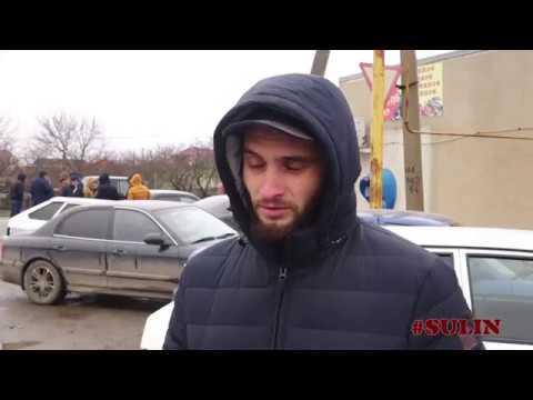 Забастовка перевозчиков зерна в Ростовской области