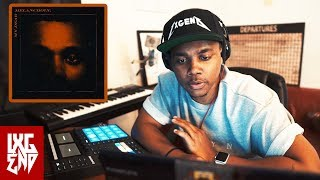 Making A Beat For The Weeknds My Dear Melancholy | In Studio Vlog