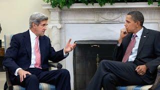 أوباما وكيري والتفكير  بالأمنيات  حول سوريا   - آخر الأسبوع