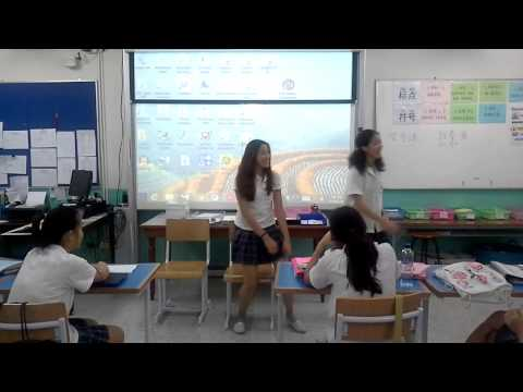Mandarin Dialogue Project By Mimi & Bam