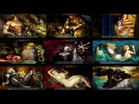 Dragon's Crown - All Labyrinth Encounters