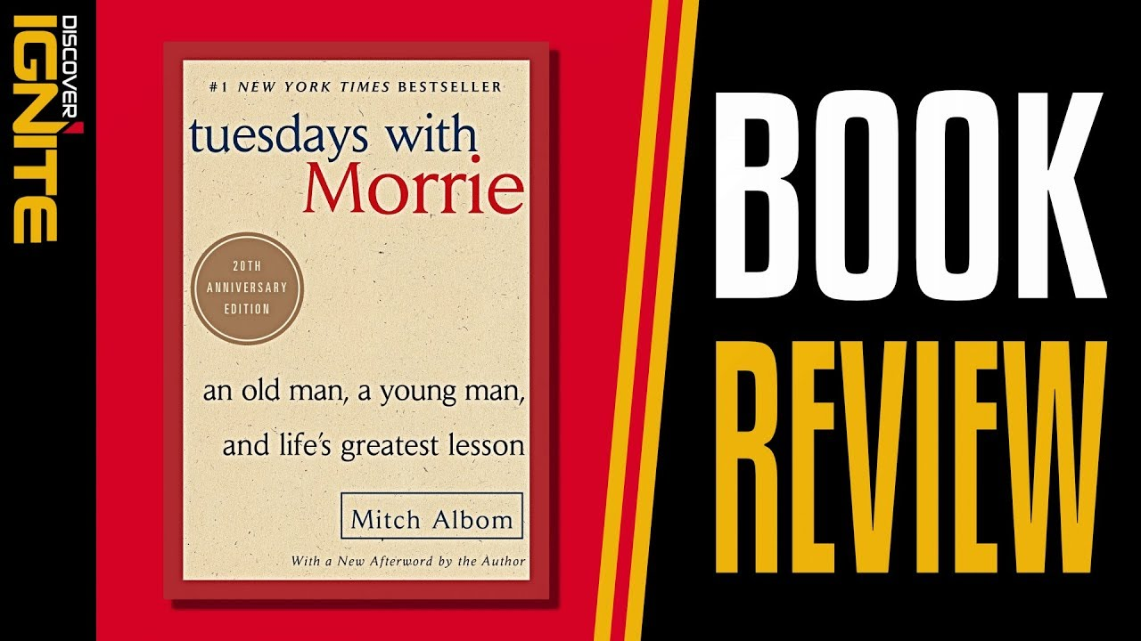 tuesdays with morrie audiobook youtube