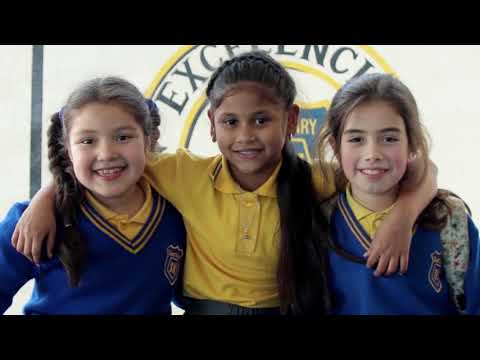 Saint Mary School Video institucional 2018
