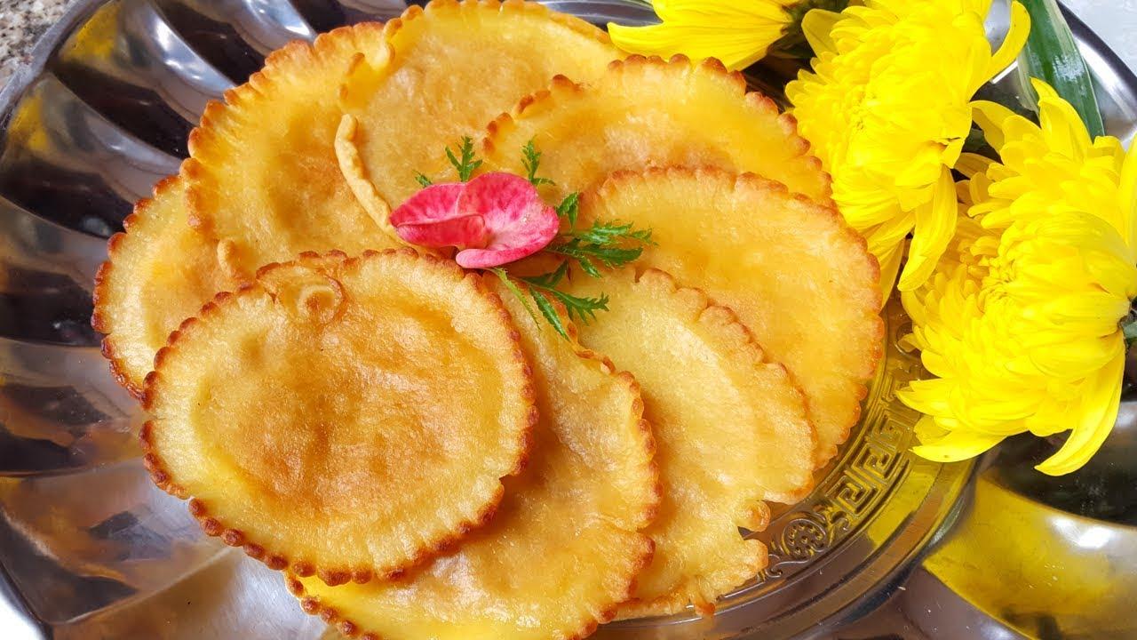 Cách Làm Bánh Bột Mì Chiên Đơn Giản Ngon Tuyệt | Góc Bếp Nhỏ