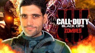 Call of Duty Black Ops 4 - O INÍCIO do gameplay no PC, modo ZUMBIS! ESSE JOGO ESTÁ DELICIOSO