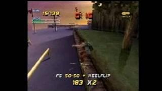 Tony Hawk's Pro Skater 2 PlayStation