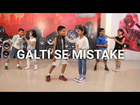 Jagga jasoos - galti se mistake kids dance choreography by shrikesh magar